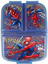 Stor Spiderman (Marvel) | Tupper con 3 Scomparti