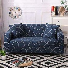 Stretch Slipcovers Sezionale Elastic Stretch Sofa