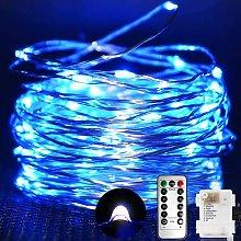 Stringa Luci, 10M 100 LED Catene Luminose