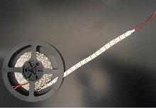 STRISCIA DOPPIO LED IP20 BOBINA DA 5 MT 24V