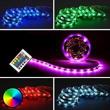 Striscia LED 2024-300 RGB interni 10 m telecomando