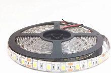 Striscia LED 5M 5050 12V DC Impermeabile
