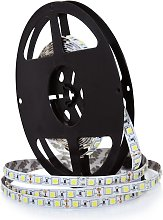 Striscia LED 5m LED/45W/12V IP65 bianco