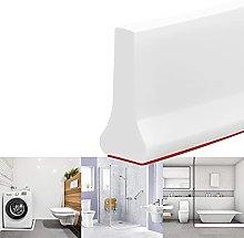 Striscia sigillante per parete doccia in silicone