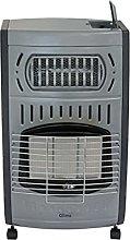 Stufa a gas ventilata GH 3062 RF Qlima -