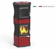 Stufa a legna Lincar Monella 185 N con forno