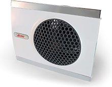 Stufetta elettrica Ardes 440 da 2000W rettangolare