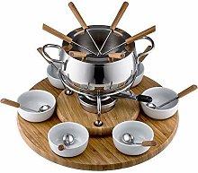 Style'n Cook Alexa - Set per fonduta, Acciaio