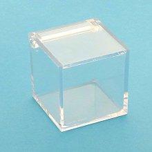 Subito disponibile 25 Pezzi Scatola in plexiglass