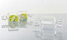 Subito disponibile 50 Pezzi Caramella plexiglass