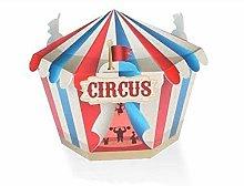 Subito disponibile Party Tema Circo 10 Pezzi