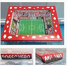 Subito disponibile Stadio Milan Scatola in Cartone