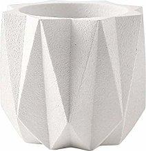 Succulente vaso di cemento vasi di fiori bonsai