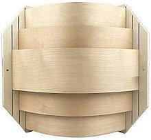 SudoreWell® - Ombrello rettangolare in legno per