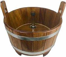 SudoreWell® - Pedana per sauna in legno di