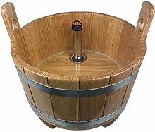 SudoreWell® - Pedana per sauna in legno di larice