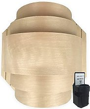 SudoreWell® - Set di ombrelli in legno per sauna
