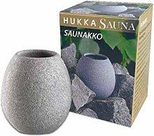 SudoreWell - Ciotola aromatica per sauna in pietra