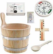 Sudorewell® Sauna Starter Set 1 / Accessori Sauna