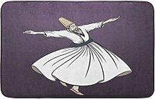 Sufi Semazen Mevlana Rumi Sufismo Anatolia Neyzen