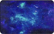 SUHETI Tappetini per porte,da bagno,tappeti,Galaxy
