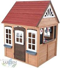 Suinga - Fairmeadow casetta in legno