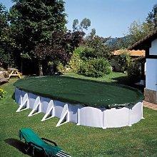 Summer Fun Copertura Invernale per Piscina Ovale