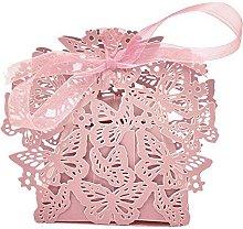 Sumshy 50 PZ Rosa Scatoline Portaconfetti