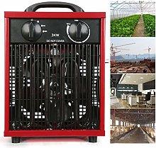 suneagle 3kw Termoventilatore Industriale con 3