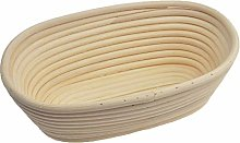 SunEast Banneton - Cesto a prova di pane, 25 cm,