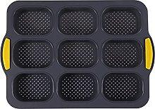 Suneast - Teglia per pane in silicone,