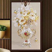 SUNNYBZ Murale Da Parete Design Moderno Diamante