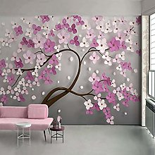 SUNNYBZ Murale Da Parete Design Moderno Rosa