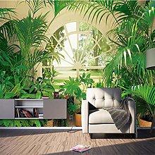 SUNNYBZ Murale Da Parete Design Moderno Verde