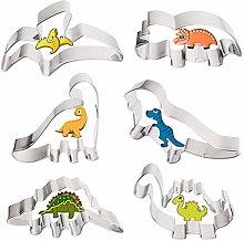 SUNSK Formine per Biscotti Dinosauro