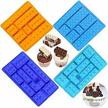 SUNSK Stampi Cioccolato Silicone Stampi per