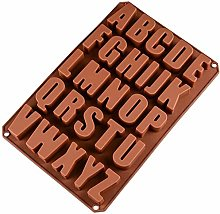SUNSK Stampo in silicone per lettere Stampo in