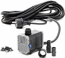 SunSun CHJ-500-10 Pompa Laghetto 500l/h 7W, Come