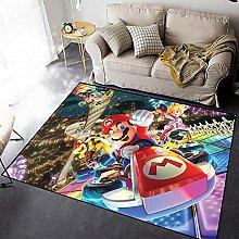 Super Mario Bros tappeto per soggiorno, camera da