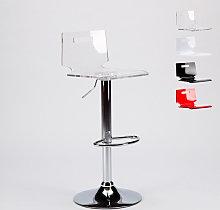 Superstool - Sgabello per bar e cucina acciaio