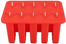 Surebuy Stampo per Gelato in Silicone, stampi per
