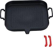Surebuy Teglia Barbecue, Piastra Grill Design