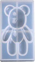 SUSHUN - Stampo in silicone trasparente a forma di