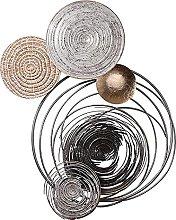 Sysrqcer Arte della Parete in Metallo, xilografia