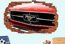 SYYUN Adesivi murali Adesivo per auto Adesivo