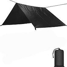 SZTUCCE Camping Tarpaulin Impermeabile, Amaca
