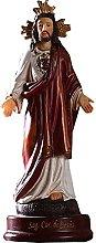 Taek-cheon Home Decor- Gesù Statua e figurina for