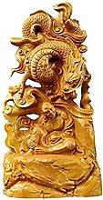 Taek-cheon Home Decor-Religioso Statua Decorazione