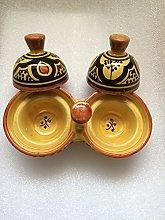 Tajine Due spezie, taginine marocchini, Colore