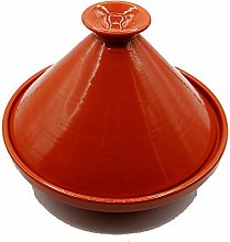 Tajine Pentola Terracotta Piatto Etnico Marocchino